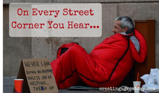 On Every Street Corner…
