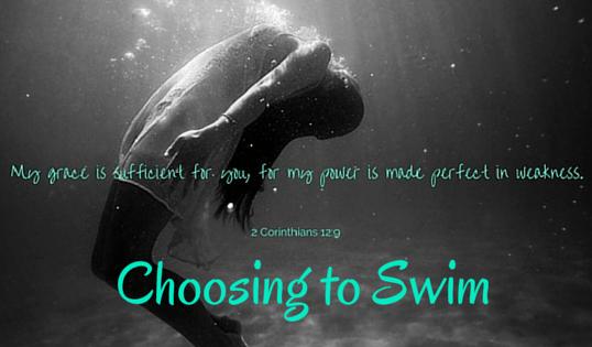 Choosing To Swim