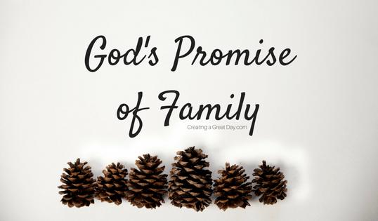 God's Promise of Family